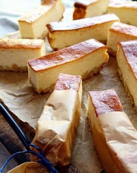 クックパッド1!コスパ最強チーズケーキ!