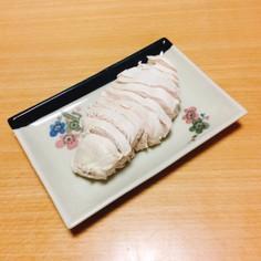 【革命】簡単柔らかサラダチキン