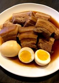 インスタントポットで豚の角煮