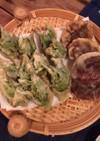 フキノトウのサクサクな天ぷら