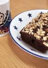 ふかふか☆チョコレートパウンドケーキ