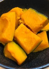 冷凍野菜を活用!かぼちゃの煮物