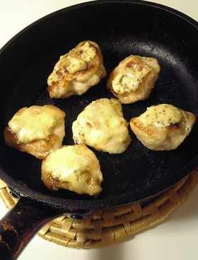 お弁当にも◎鶏肉のマヨマスタード焼き