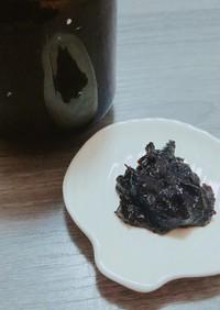麺つゆで手作り海苔の佃煮♡普通ver