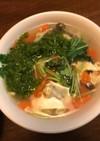 メカブのスープ