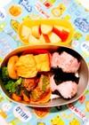 幼稚園お弁当 3歳6ヶ月②