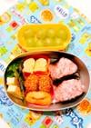 幼稚園お弁当3歳6ヶ月③