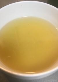 煮干ラーメン スープ (鶏ガラ清湯)