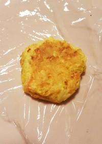 【9ヶ月~】離乳食用お好み焼きエビ玉