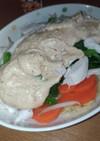 おからタンタン麺(低糖質)