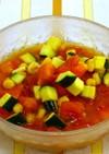 体を冷やす野菜スープ