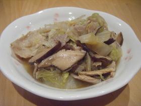 ♥ルクルーゼで♥幸せのとろとろ♥豚白菜♥