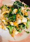 ブロッコリー茹で卵のツナマヨサラダ