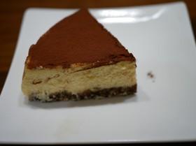 ティラミスチーズケーキ