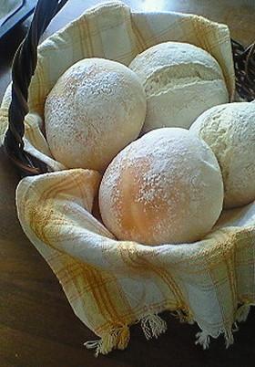やわらか★ハイジの白パン