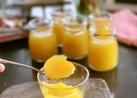 フルーツ入り100%ジュース寒天ゼリー