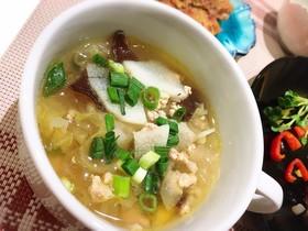 美肌薬膳スープ