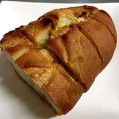 バジルチーズフランスパン