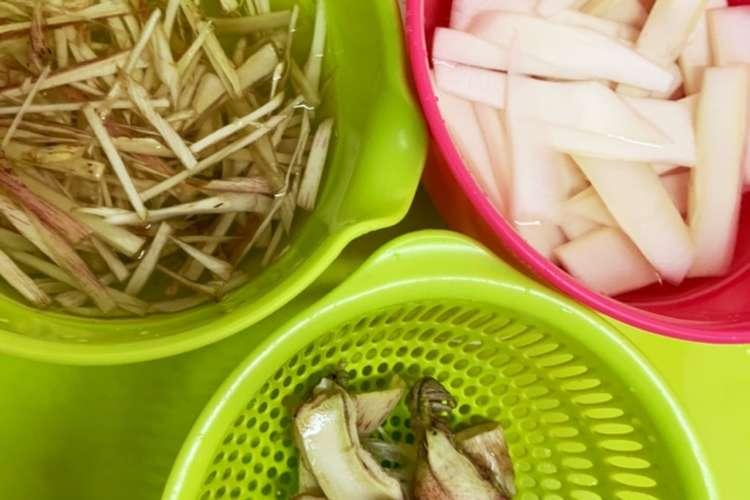 下 処理 どの う こしあぶらの食べ方や下処理は?保存方法は冷凍塩や漬けもOK!天ぷらが絶品の山菜!