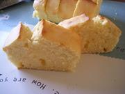 サラダ油でレモンケーキ(^ω^*)//の写真
