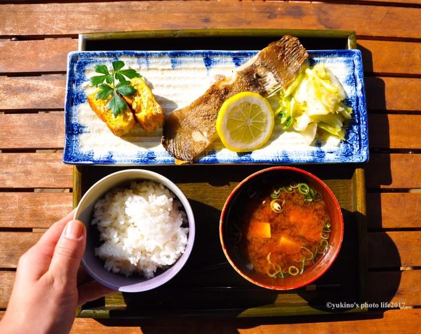 15分でやってみよう!焼き魚定食