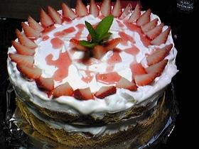 母伝授♪ スポンジ ケーキ