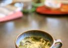 簡単かき卵中華スープ