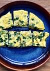 【離乳食】たまご焼き 保存(冷凍)