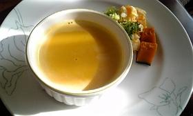 お野菜たっぷり☆かぼちゃのスープ