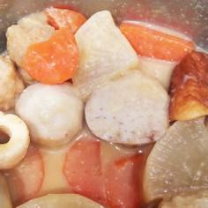 大根の味噌煮