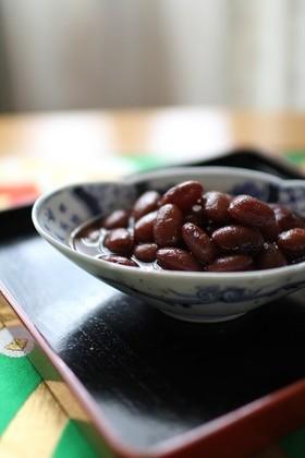 ほっこり☆金時豆の甘煮~カンタン