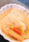 ❀ゴマ香る豆乳鍋❀