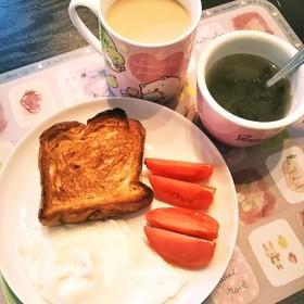 ★アレンジ可能★朝の朝食プレート