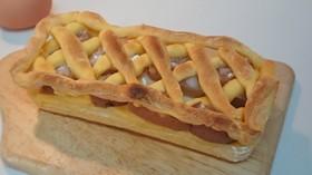 チーズアップルパイ