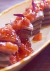 発酵苺の大福風