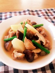 ご飯がすすむ♡鶏肉と大根の炒め煮♡の写真