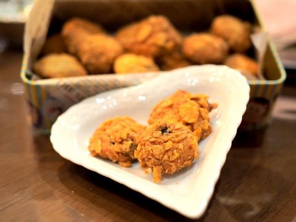コーンフレークマカロン(クッキー)