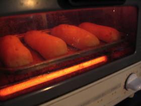 オーブントースターでパン作り