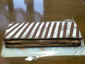 小麦粉不要!濃厚チョコケーキ☆