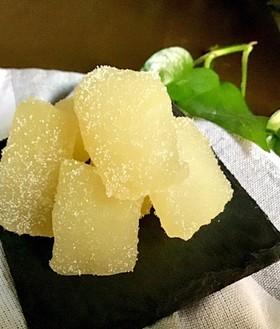 晩白柚皮のシロップ煮