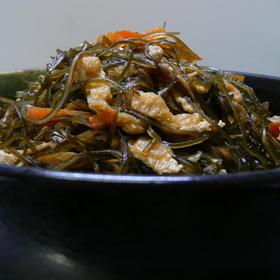 ☆なつかしい味☆きざみ昆布の煮物