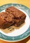 小麦アレ対応☆米粉のココア蒸しパン*