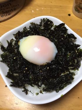 韓国のりフレークミニ丼