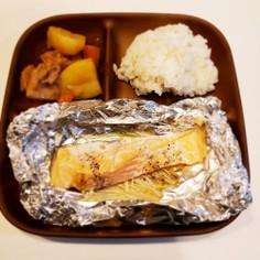 魚料理に困ったら①は鮭のホイル焼き!!