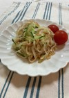 あると便利!切干大根の中華サラダ