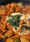 【韓国料理】人生のチーズタッカルビ