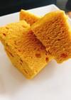 かぼちゃときな粉のパンケーキ