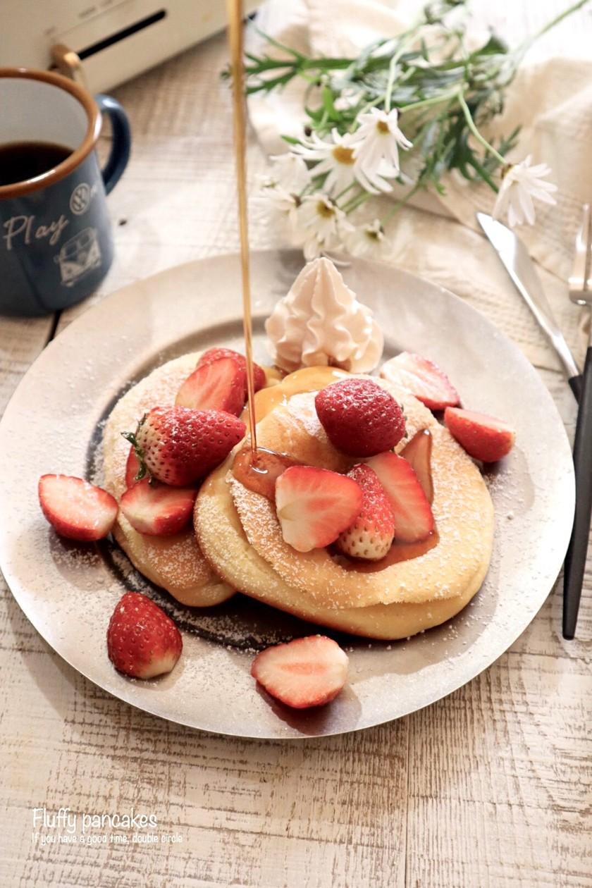 HM☆ふわふわパンケーキ