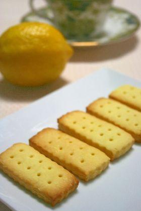 レモンクッキー*サラダ油使用