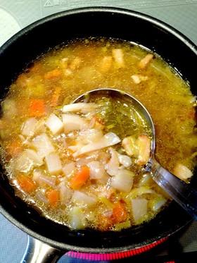 ♡野菜たっぷりコンソメスープ♡